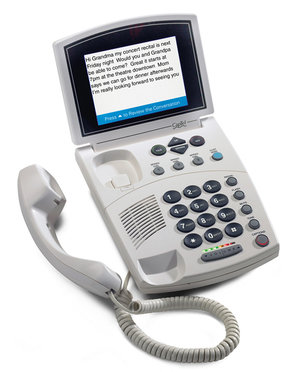 CapTel-840-PLUS telephone